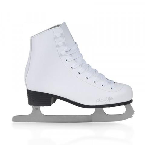 Playlife - Playlife - Classic Ice Skate - White - Photo 1