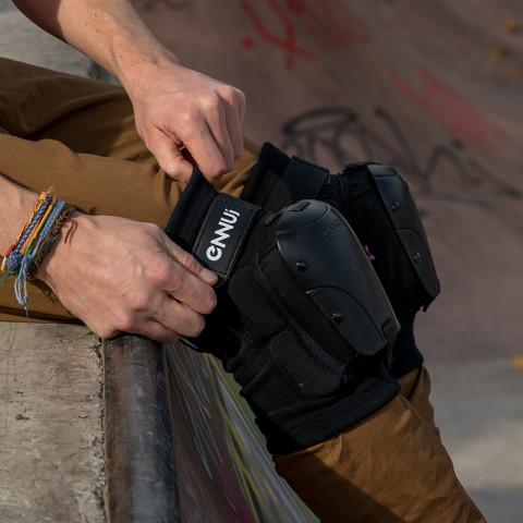New Ennui Park Knee Gasket Knee Pads Protective Gear