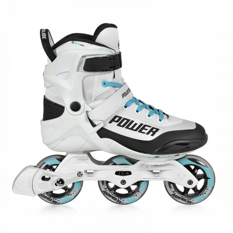 Skates - Powerslide - Phuzion Radon Freeze 90 Inline Skates - Photo 1