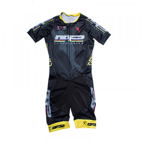 DP52 - Speed Suit - Black