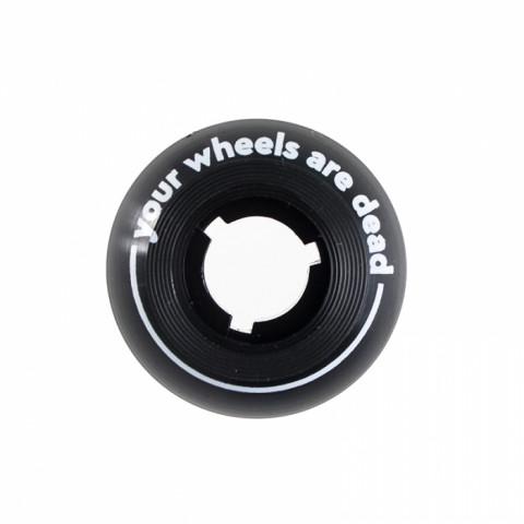 Wheels - Dead - Antirocker 45mm/101a - Black/White Logo - Photo 1