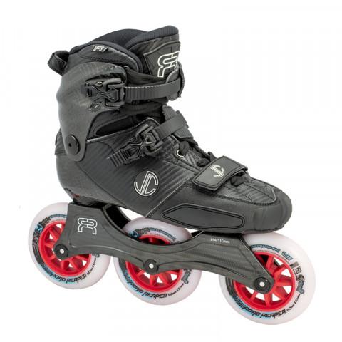 Skates - FR - SL Carbon 310 - Black Inline Skates - Photo 1