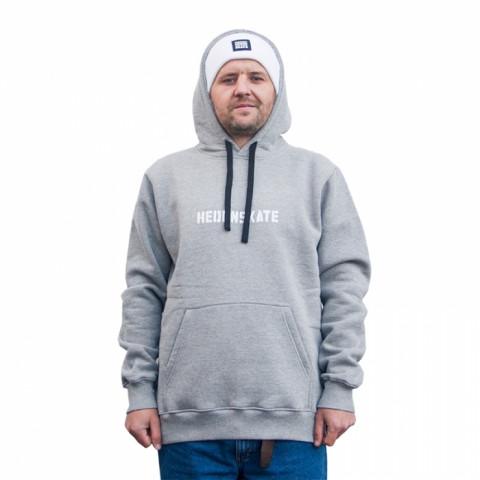 Sweatshirts / Hoodies - Hedonskate - Classic Hoodie 2019 - Grey - Photo 1
