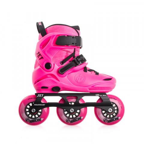 Powerslide - Jet - Neon Pink - Powystawowe