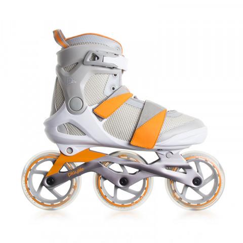 Skates - Playlife - GT 110 - Grey - Ex-Display Inline Skates - Photo 1