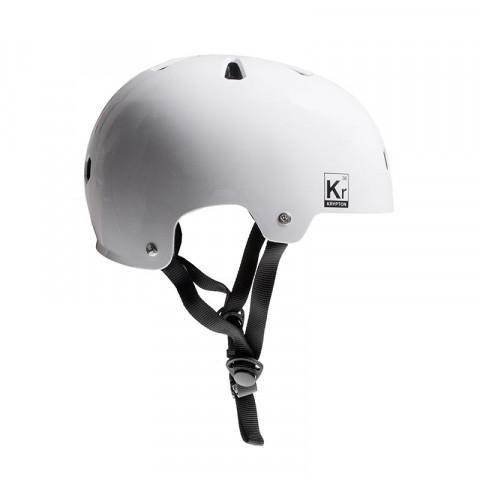 Helmets - Alk 13 - Krypton Helmet - Glossy White Helmet - Photo 1