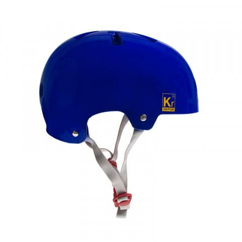 Helmets - Alk 13 - Krypton Helmet - Glossy Blue Helmet - Photo 1