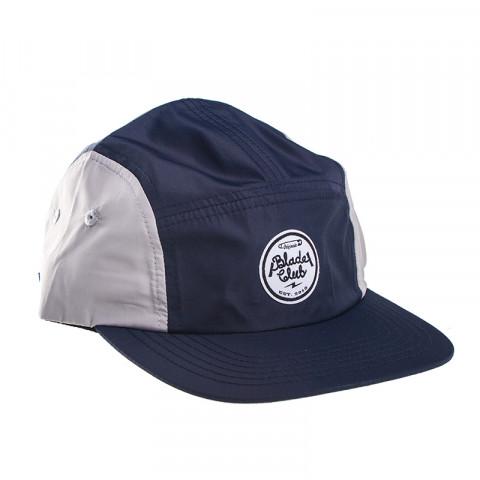 Blade Club - Dual Color Hat - Blue/Grey