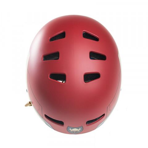 TSG - Evolution Youth Helmet - Steel - Powystawowy