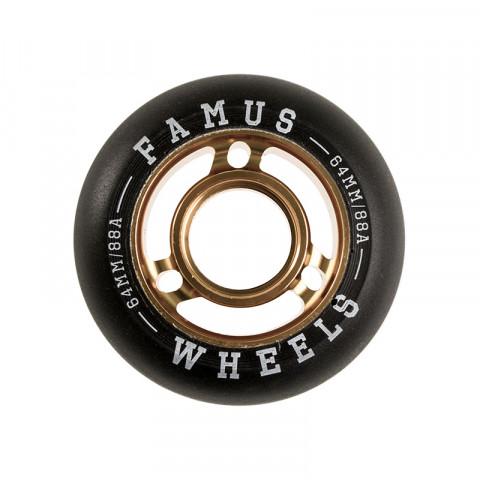 Wheels - Famus - Alu Furious Wheel 64mm/88A - Photo 1