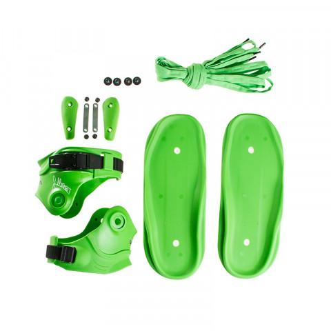 Cuffs / Sliders - Seba - CJ Custom Kit - Green - Photo 1