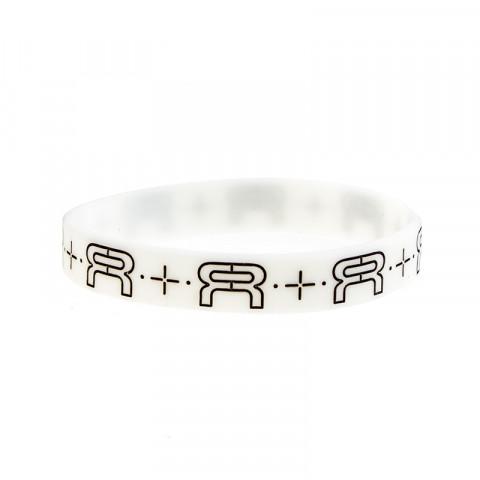 Wristbands - FR - Wristband 202mm - Biała Glow/Czarna - Photo 1