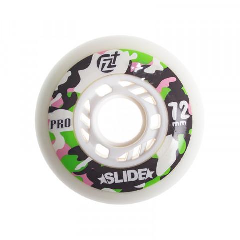 Wheels - Freezy - Slide 72mm/90a - White - Photo 1