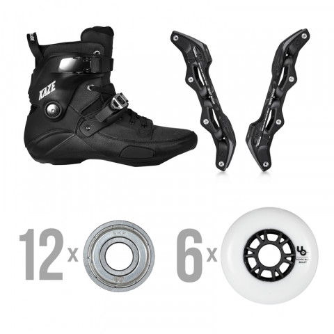 Skates - Powerslide - Kaze - Nexus/Undercover Custom Inline Skates - Photo 1
