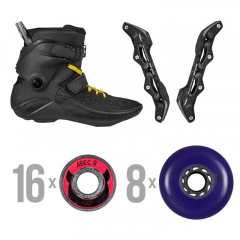 Skates - Powerslide - Swell - Elite Casted/Undercover Custom Inline Skates - Photo 1