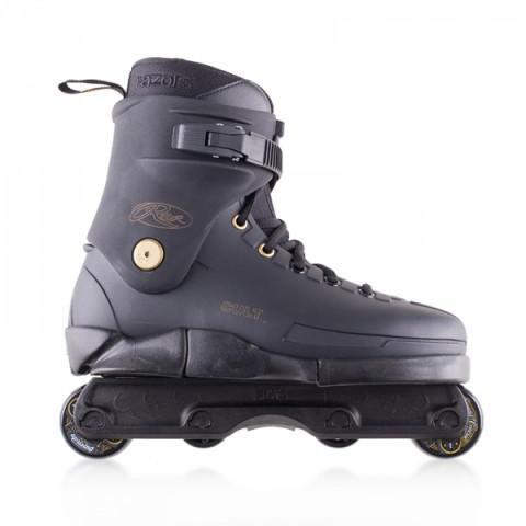 Skates - Razors - Cult Street - Gold Inline Skates - Photo 1