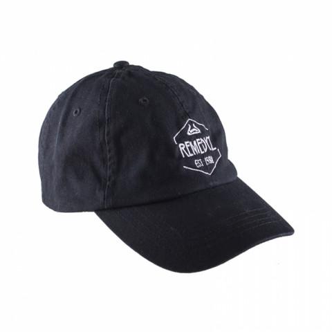 Remz - Freedom Dad Hat - Black