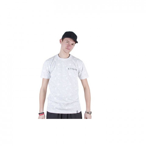 Stygma - Loco Doll T-shirt - White