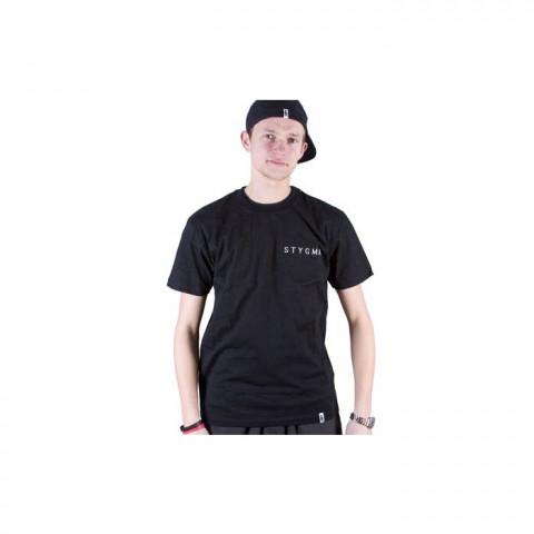 Stygma - Loco Doll T-shirt - Black