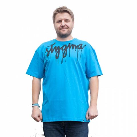 Stygma - Tag - Tshirt - Blue