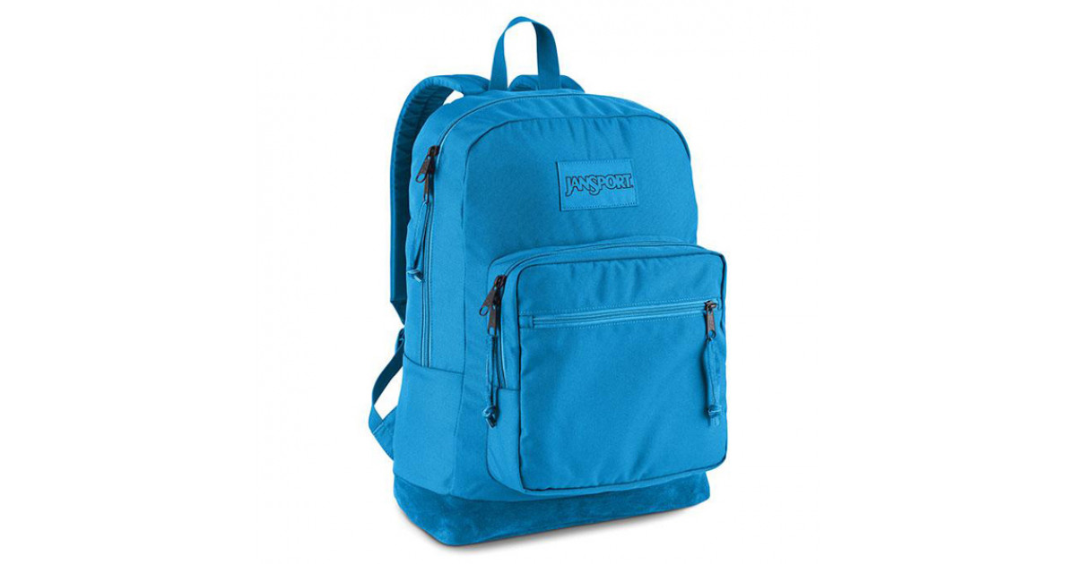 JanSport Right Pack Monochrome Blue Streak Backpack Bladeville