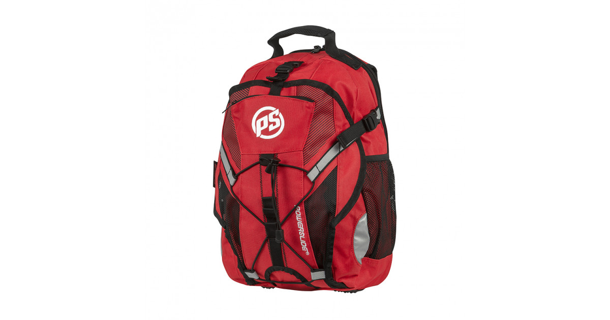 e027a440e503 Powerslide - Fitness Backpack - Red - Only Good Skates