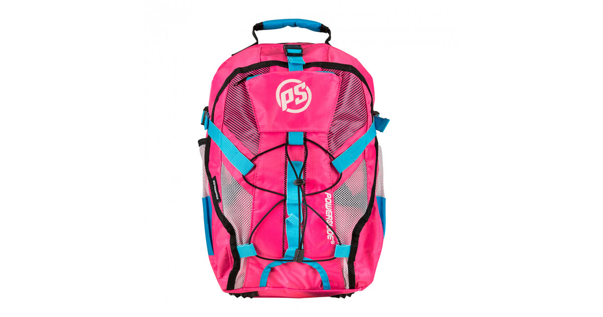 7217379b367a Powerslide - Fitness Backpack - Pink - Only Good Skates