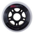 Seba - CW Wheel 84mm/85a - White/Black