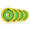 Powerslide - Defcon Dual Density RTS 76mm/78-85a - Yellow (4 pcs.)