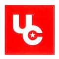 Undercover - UC Logo Sticker