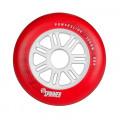 Powerslide - Spinner 100mm/88a Full Profile - Red (1 pcs.)