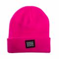 Hedonskate - Beanie - Neon Pink