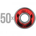 Wicked - Abec 7 Carbon Pro (50 szt.)