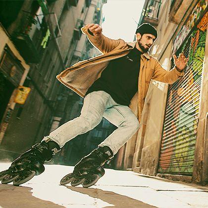 FR and Seba Skates